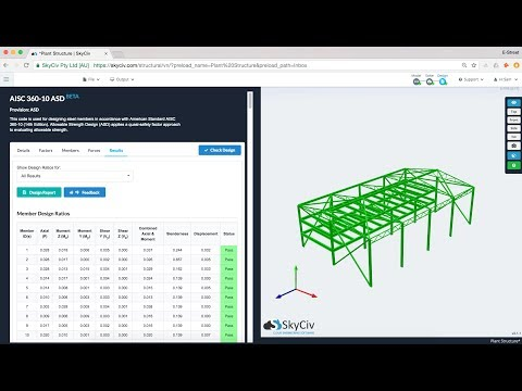 SkyCiv | Cloud Structural Analysis Software