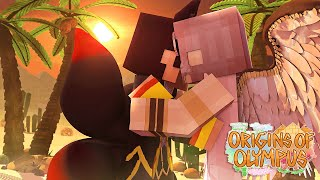 Minecraft Origins of Olympus -  MADLY IN LOVE! #37 (Minecraft Percy Jackson Roleplay)