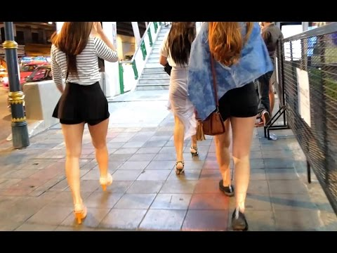 Impossible the young bangkok street girls rather valuable