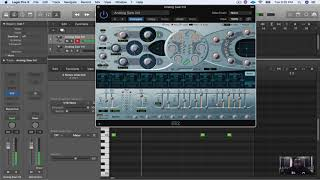 How to Create Custom 808 Trap Bass and Kick in Logic Pro X
