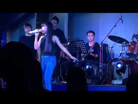Marielle Montellano - Secret Love Song live at Laffline Comedy Bar