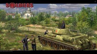 Soldiers Heroes of World War 2 - Katyusha