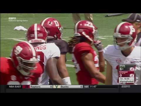2017 Alabama Spring Game (HD)