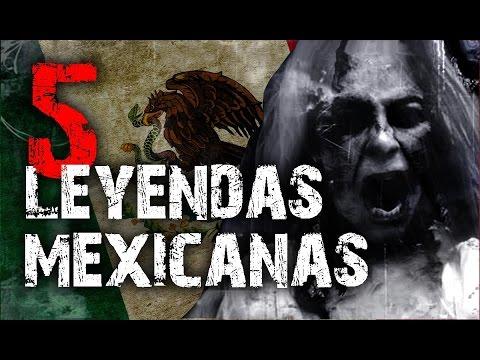 5 Fascinantes Leyendas Mexicanas  Nightcrawler  Youtube