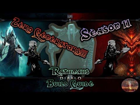diablo 3 season 11 zero generator necro build guide youtube rh youtube com Necromancer Games for PC Necromancer Game Classic