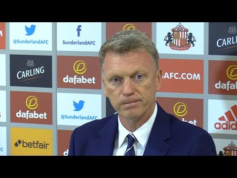 David Moyes' First Press Conference As Sunderland Manager - Wants Marouane Fellaini & Adnan Januzaj