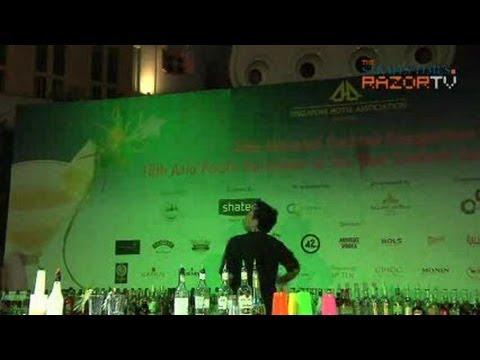 Front Seat: 18th Asia Pacific Bartender of the year (Pt 2)