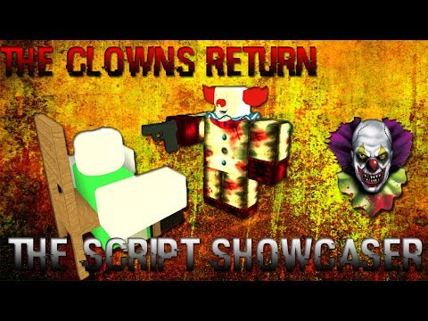 Roblox Script Showcase Episode 10 Free Candy Van By Roblox Script Showcase Episode 712 Clown Van V3 0 Youtube