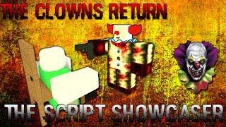 Roblox Script Showcase Episode#712/Clown Van V3.0