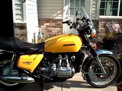 my naked 1976 gl 1000 goldwing bruce higley youtube. Black Bedroom Furniture Sets. Home Design Ideas