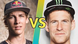 Fabio Wibmer VS Sam Pilgrim // BIG JUMPS AND TRIALS //