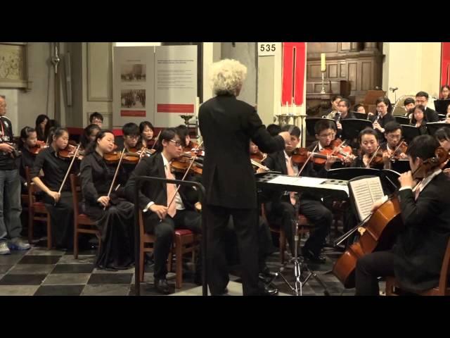 《1812 Overture》(比利時專場音樂會)「香港青年愛樂樂團」