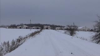 Страйкбольная площадка. Заброшенная ферма. Деревня Повстынь.
