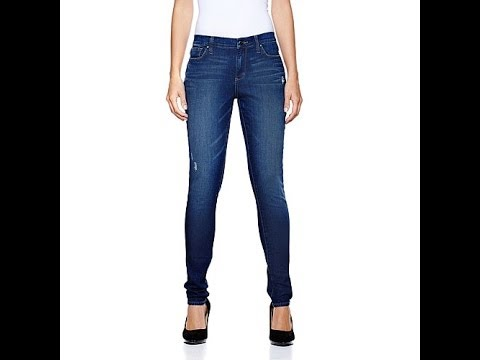 DKNY Jeans Ave B Ultra Skinny Jean  Wild West Wash. http://bit.ly/2WDEyq3