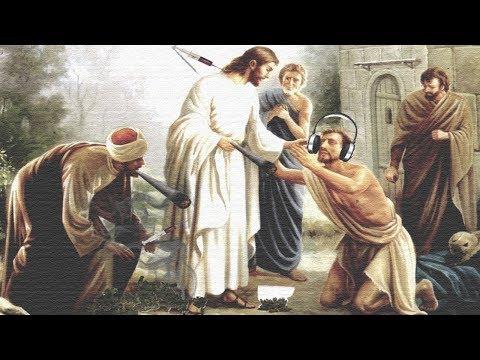 Gyóntatófülke - A herbál evangéliuma, Jézus ezzel gyógyította meg a siketet