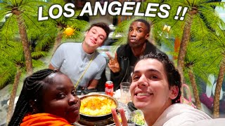 ON DÉMENAGE À LOS ANGELES ! (avec Anthonin, Gloria, Edward)