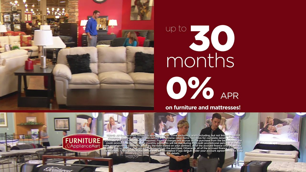 Furniture Appliancemart Grand Opening Sale Central Wisconsin
