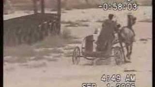 ROMAN CHARIOT RACE IN HIPPODROME AT JERASH JORDAN
