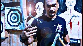Knife Trick Throwing/Trick Shot Compilation Vol 1