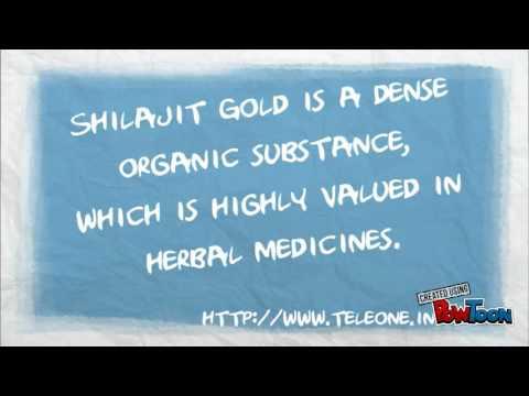 Shilajit Gold | Deemark Shilajit Gold | सेक्स पॉवर बढ़ाने में बेहद कारगर है शिलाजीत thumbnail
