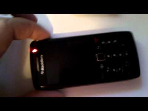 Blackberry Pearl 3G dead =)