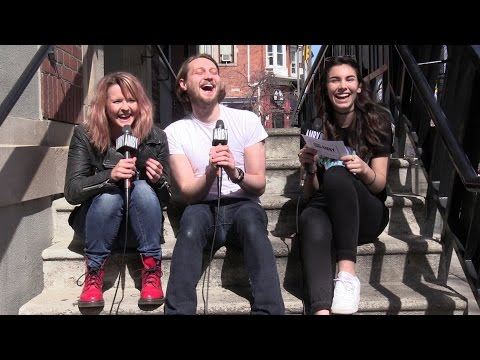 Interview with The Subways