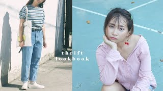 Thrift Lookbook (Philippines) | Angela Morales ♡