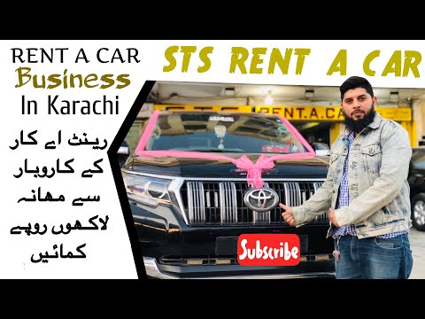Rent a car business in Karachi Pakistan | Car rental busines