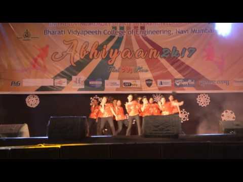 Abhiyaan 2017 | Dance Performances | Bvcoe | Kharghar Navi Mumbai | By A.P Studios