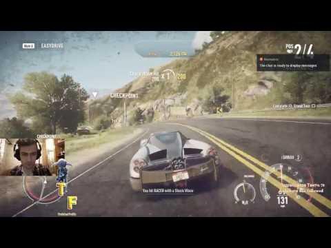 [05/04/17, stream rec] Need For Speed Rivals - Pagani Huayra Nitro Covers Night