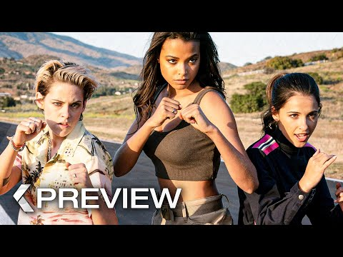 CHARLIE'S ANGELS - First 10 Minutes Preview (2019)