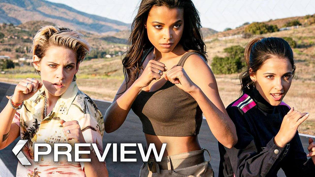 Download CHARLIE'S ANGELS - First 10 Minutes Preview (2019)