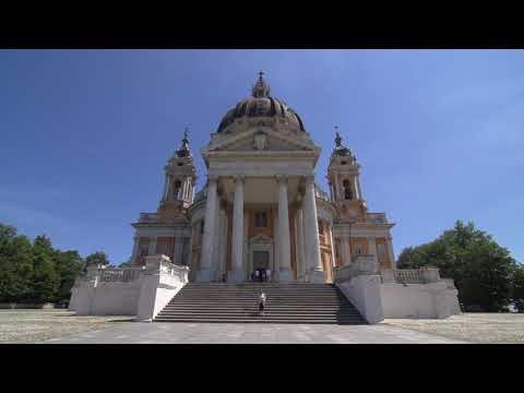Videoguide - Royal church of Superga: exterior (english version)