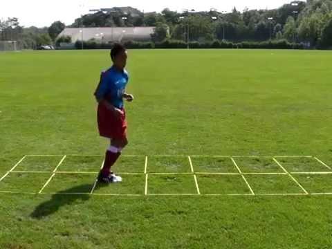 Fussballtraining Laufleiter 16 Laufschule Koordination