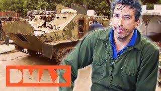 Panzer-Alarm im Westerwald | Steel Buddies | DMAX Deutschland