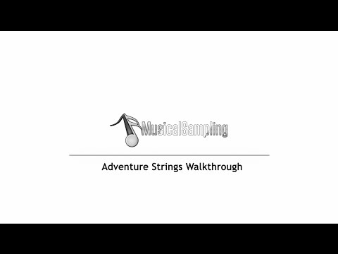 Adventure Strings Walkthrough