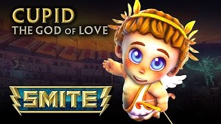 Smite Classic Conquest CUPID The God of Love #4