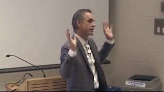 Jordan Peterson talks about refusing to operate in the great lie