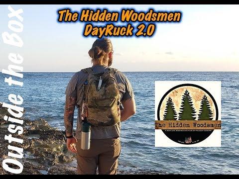 Best Backpack 2018 The Hidden Woodsmen Dayruck 2.0