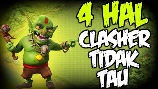 MENGAKU CLASHER COC TAPI TIDAK TAU 4 HAL INI? - Clash Of Clans Indonesia