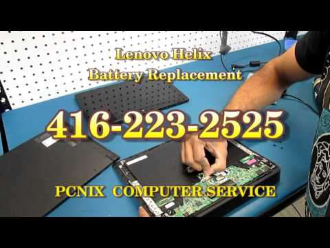 416-223-2525 Lenovo Helix Battery Replacement Toronto