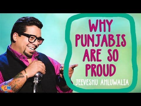 Why Punjabis Are So Proud | Jeeveshu Ahluwalia | Comedy Munch