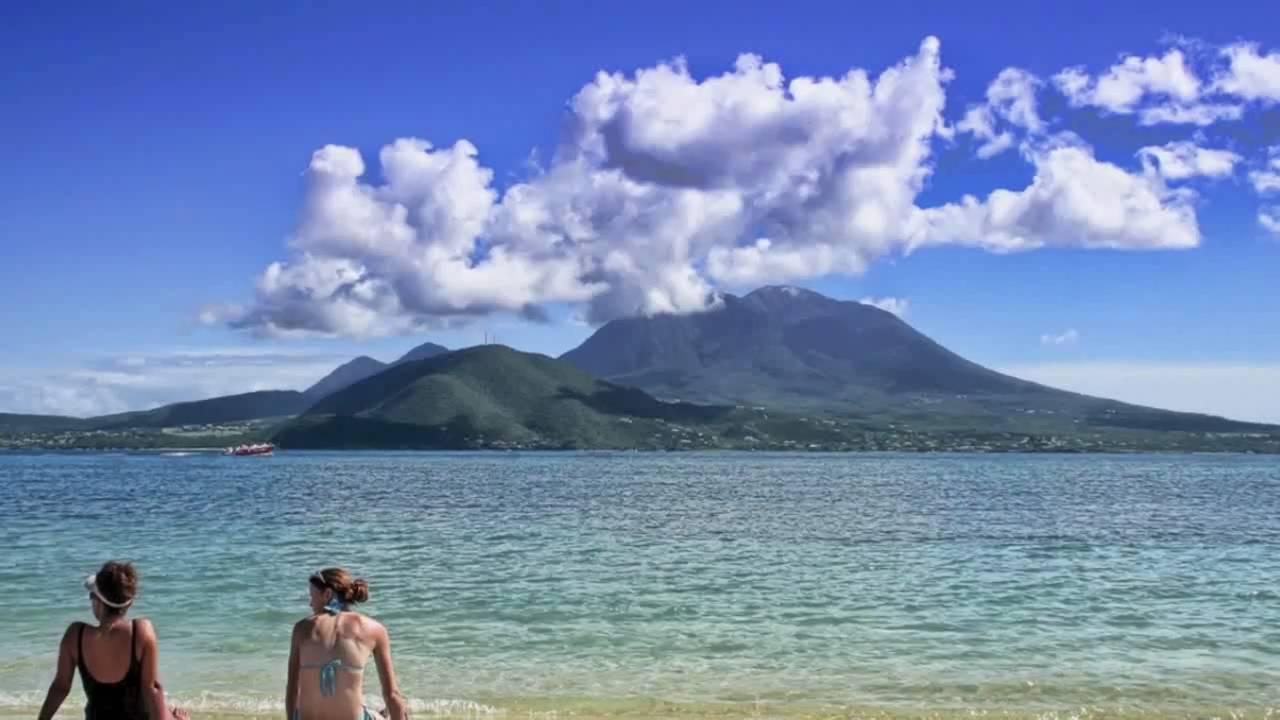 Saint Kitts And Nevis Islands Youtube