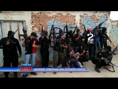 Comandante Hamilton mostra ao vivo: Polícia caça sequestradores