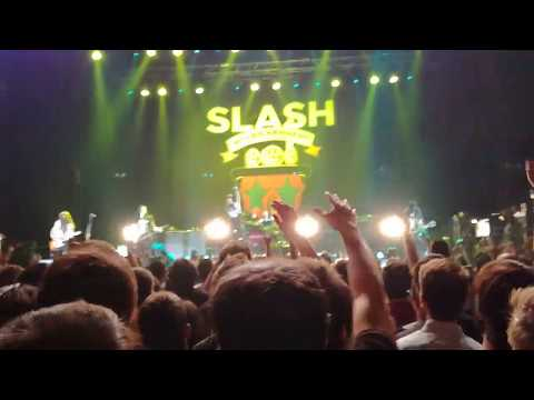 Slash feat. Myles Kennedy and The Conspirators - Your a Lie (Intro + Chorus)