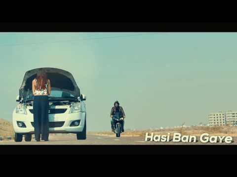College love story || hasi ban gaye || lovely song