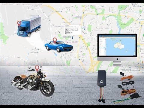 WanWayTech GPS Tracker G19S Remotely Cut-off ...