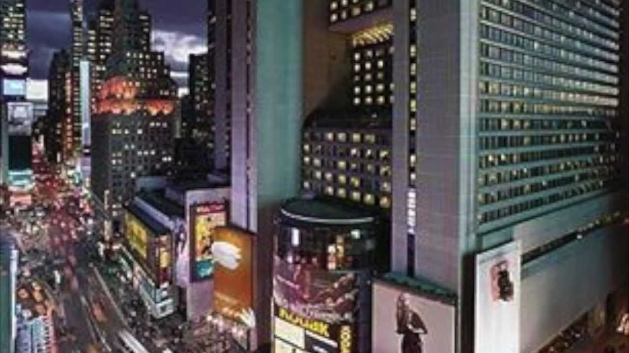 taille 40 5e739 54a3f New York Marriott Marquis, NYC - RoomStays.com