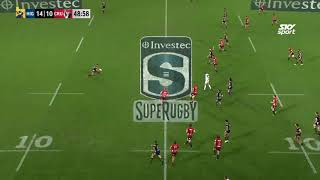 HIGHLIGHTS | 2018 Super Rugby Week 5: Highlanders v Crusaders