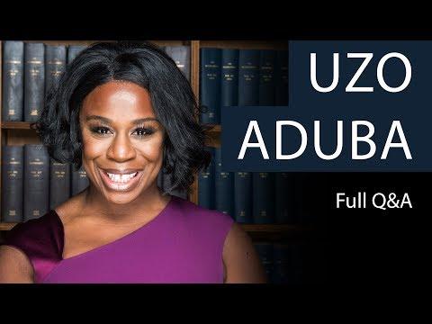 Uzo Aduba  Full Q&A  Oxford Union